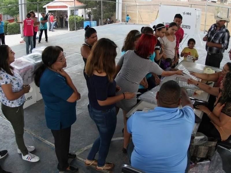 Mujeres dominan lista nominal en Veracruz