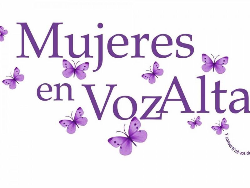 Mujeres en Voz Alta exigen aterrizar ley