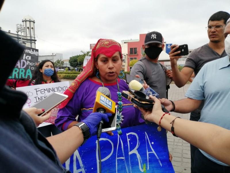 Mujeres indígenas piden reformar usos y costumbres contra matrimonio infantil