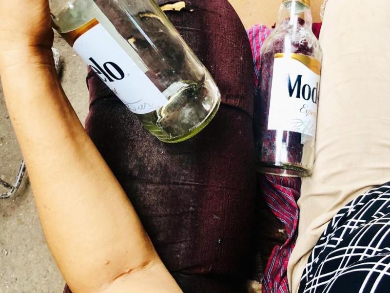 Mujeres presa fácil del alcohol