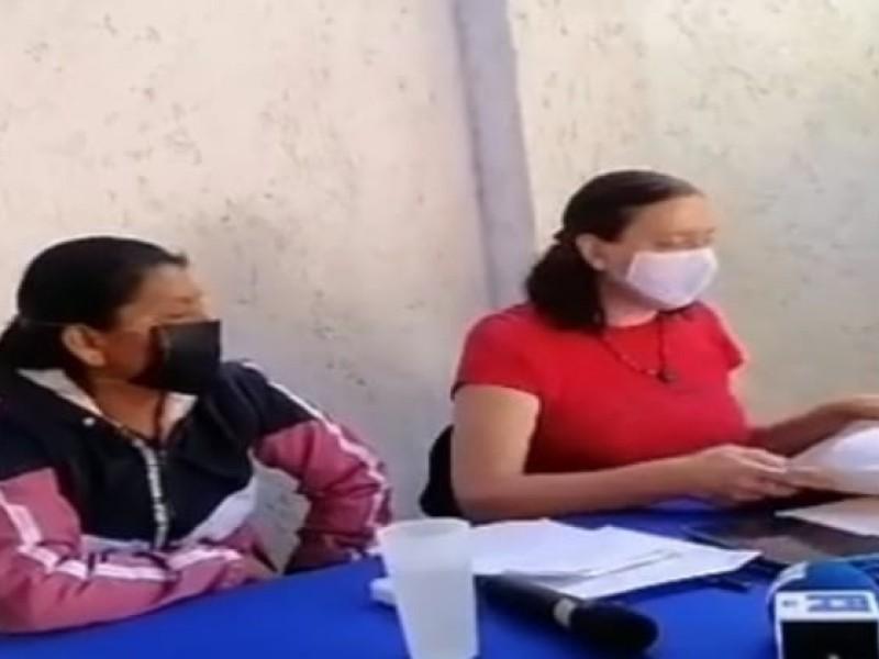 Mujeres presas por presunta trata de menores exigen libertad
