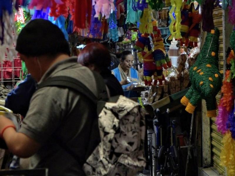 📹Paro nacional de mujeres inmovilizará al mercado Tomasa Esteves