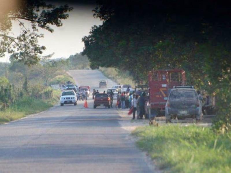 Multihomicidio en las Choapas, Veracruz... 10 muertos