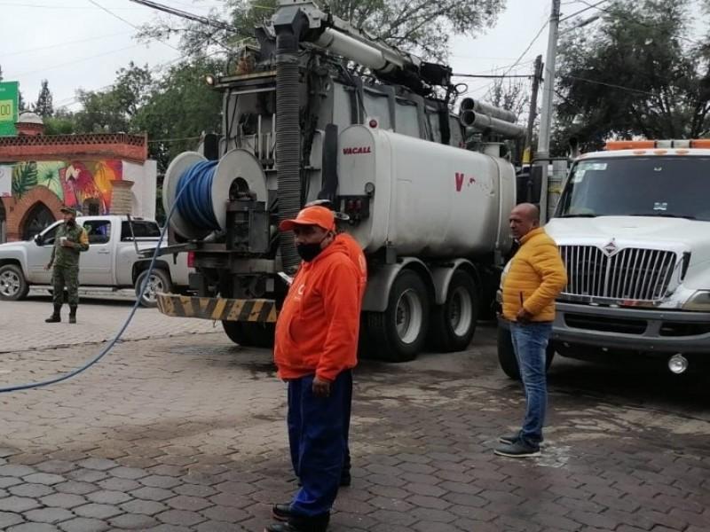 Municipio de Querétaro apoya a Tequisquiapan