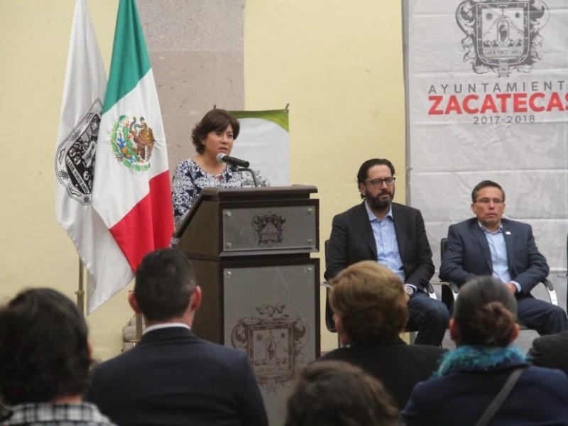 Municipio de Zacatecas carga con deuda de 80millones