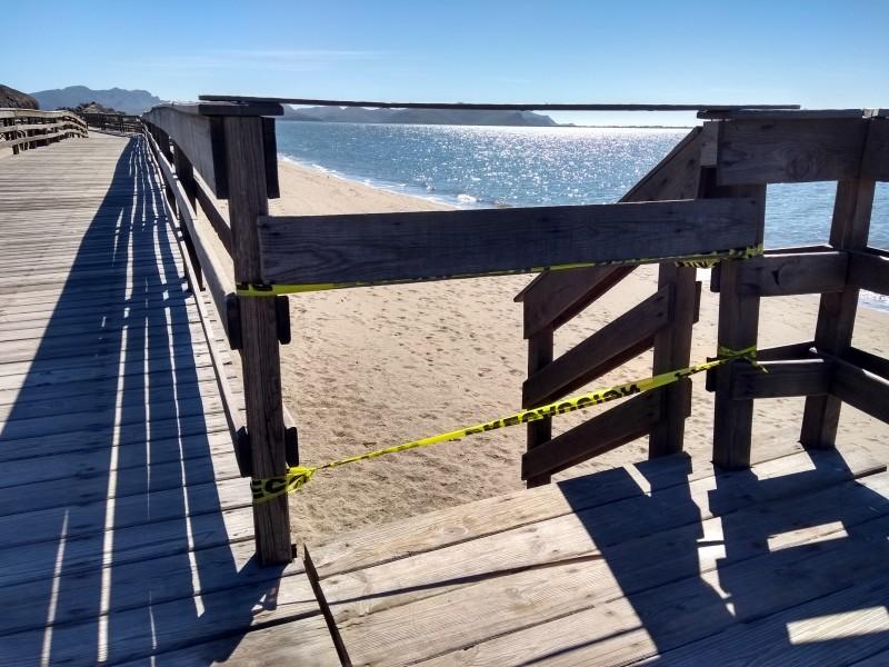 Municipio no ha reparado daños en infraestructura turística