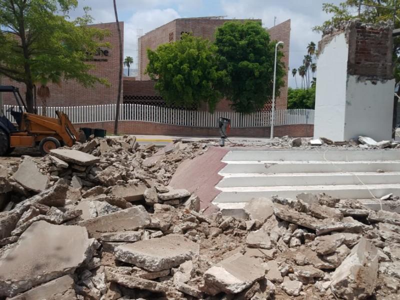 Municipio prioriza obras de relumbrón en vez de socavones