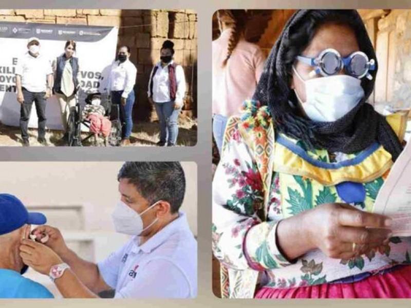Municipios serranos de Nayarit continúan con incremento de contagios covid