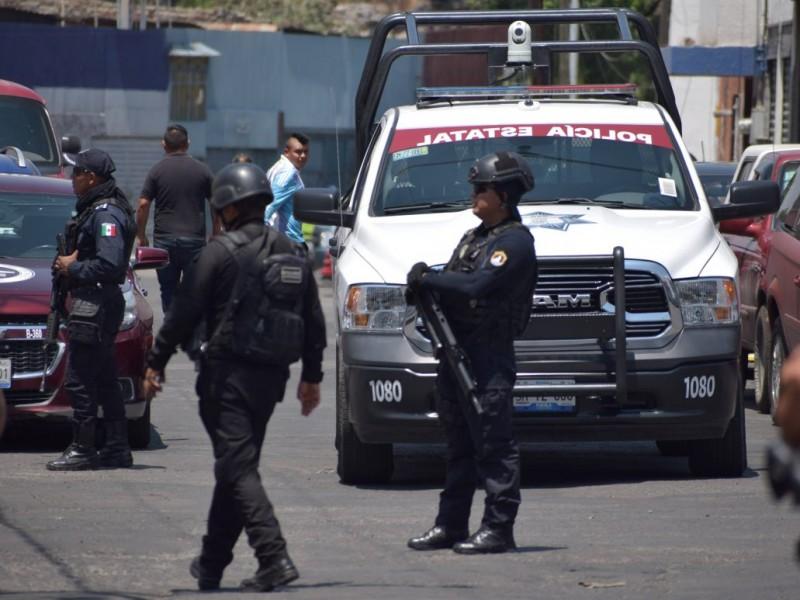 Municipios solo quieren el mando de seguridad para victimizarse: Barbosa