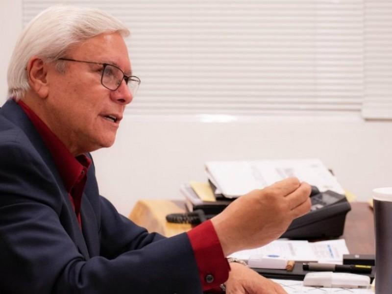 Muñoz Ledo propone desaparecer poderes en BC