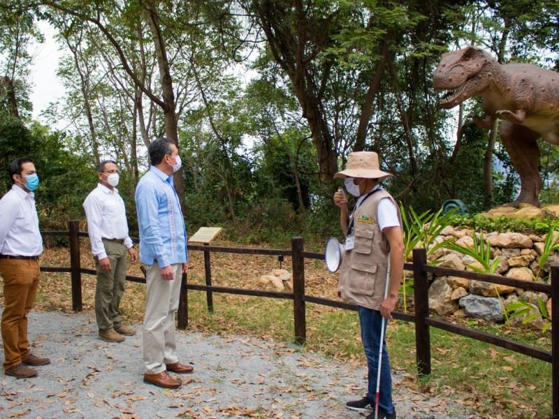 Museo Chiapas abre sus puertas con nuevo atractivo jurásico