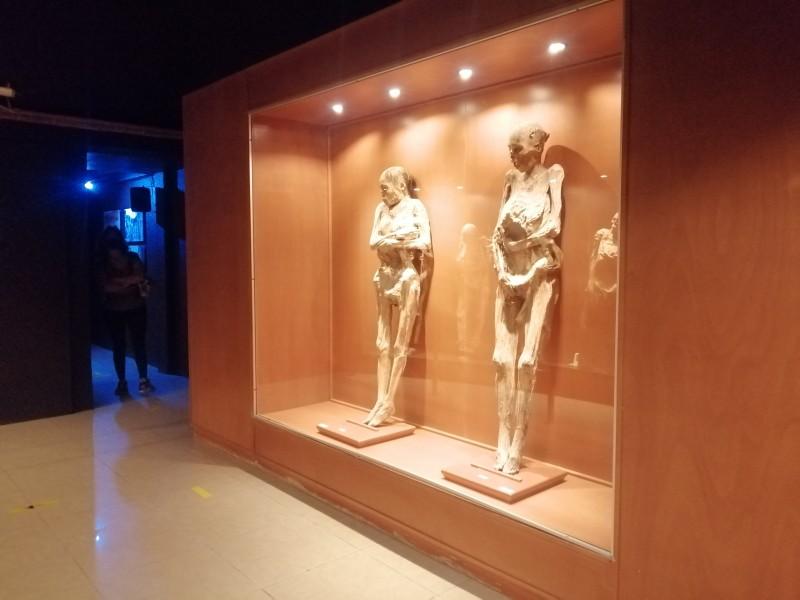 Museo de las Momias abierto con estrictas medidas