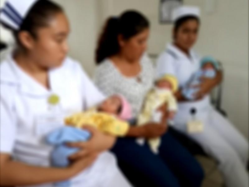 Nacen trillizos en el Hospital Civil