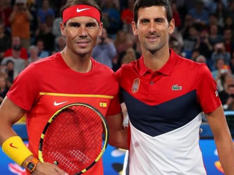 Nadal y Djokovic ilusionan con cuartos de final en Australia