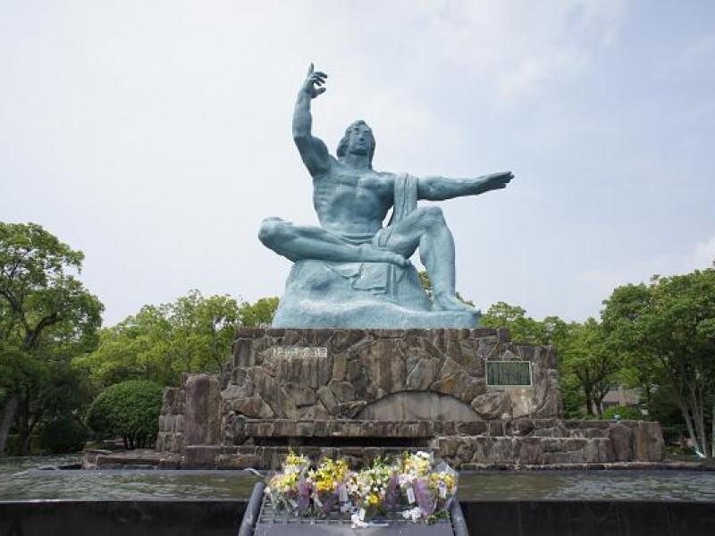 Nagasaki declara paz a 73 años de bombardeo