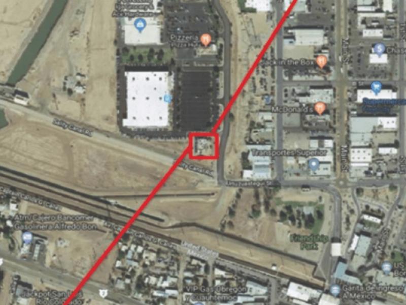 Narcotúnel en KFC: conecta a Sonora con Arizona