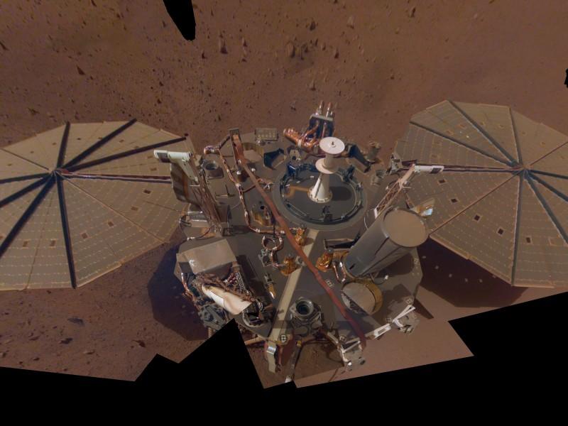 NASA detecta terremoto más intenso y largo registrado en Marte