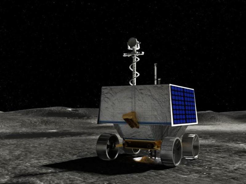 NASA enviará su primer robot a la Luna en 2023