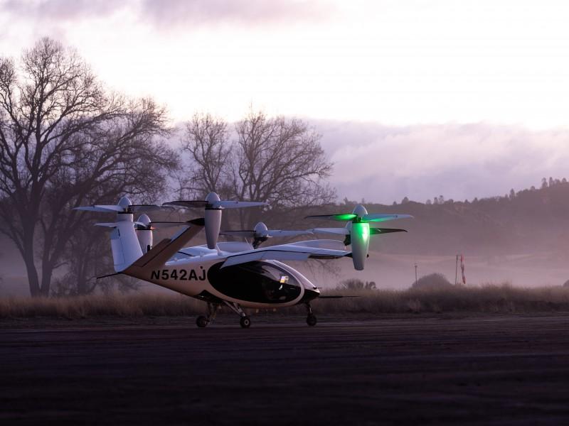 NASA inicia pruebas de taxis aéreos para descongestionar vías
