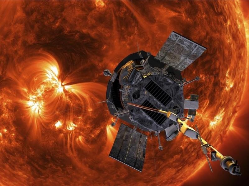 NASA lanza histórica primera misión hacia el Sol