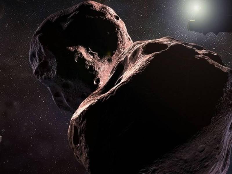 NASA muestra nuevas fotografías de Ultima Thule