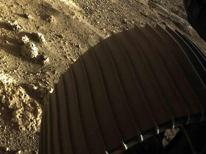NASA publica impresionantes fotos del