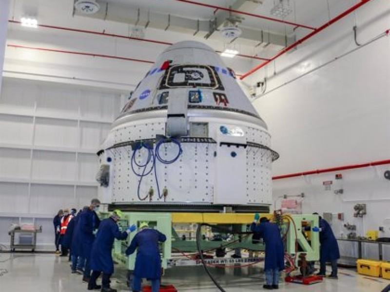 NASA y Boeing enviarán su cápsula Starliner a la EEI
