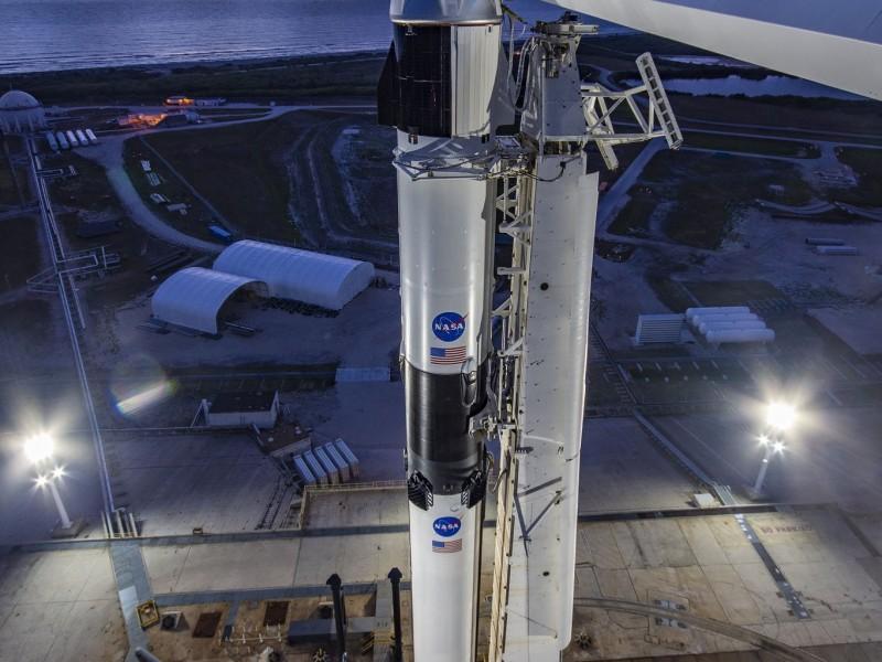 NASA y SpaceX: lanzamiento histórico