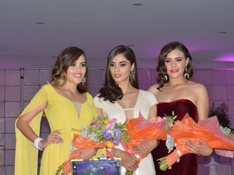 Natalia, Emma y Tania, candidatas de Fenaza