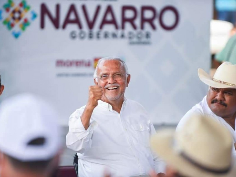 Navarro Quintero obtiene más del 50% de votos contabilizados