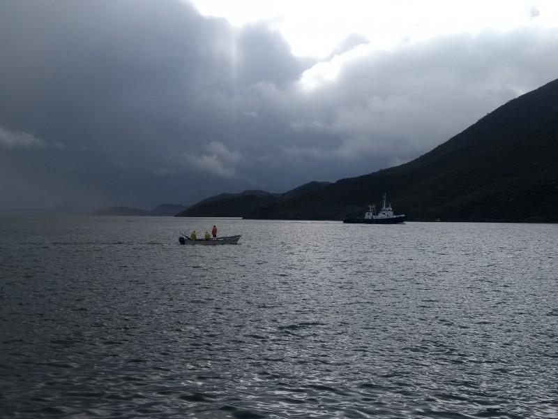 Navegación para embarcaciones menores sigue cerrada