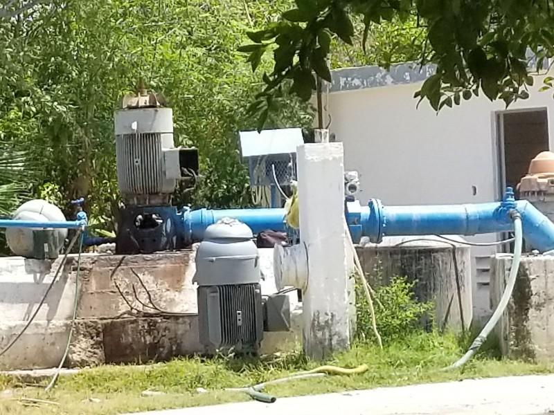 Navojoa se queda sin agua tras dañarse el pozo #2