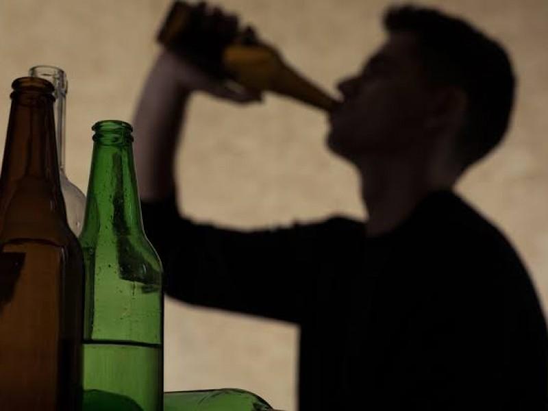 Nayarit cuenta con mil 300 alcohólicos en rehabilitación