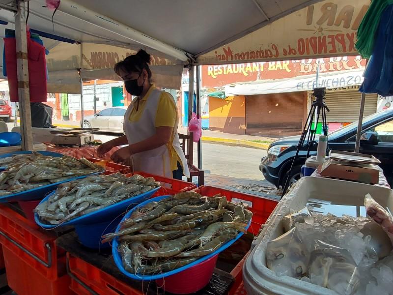 Nayarit entre 4 principales estados líderes en producción de camarón