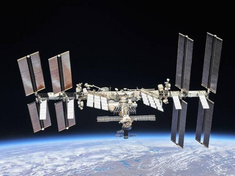 Nayarit y Jalisco podrán ver la estación espacial esta noche