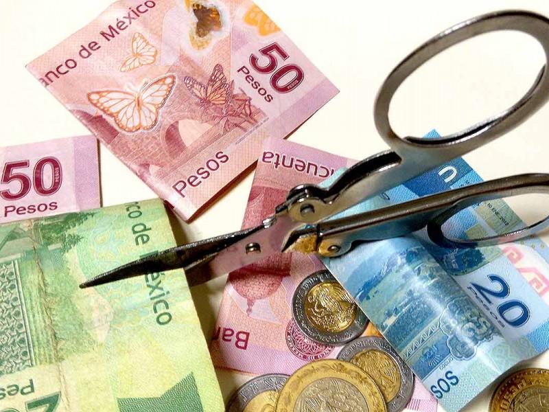 Nayarit perderá 10% de participaciones por aprobación presupuestal de egresos