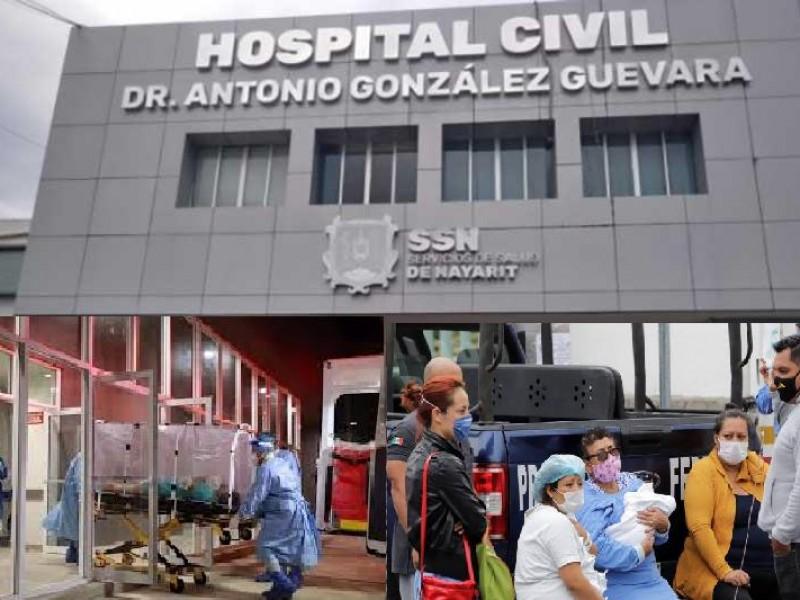 Nayarit registra nuevo pico de contagios COVID-19; suma 87 casos