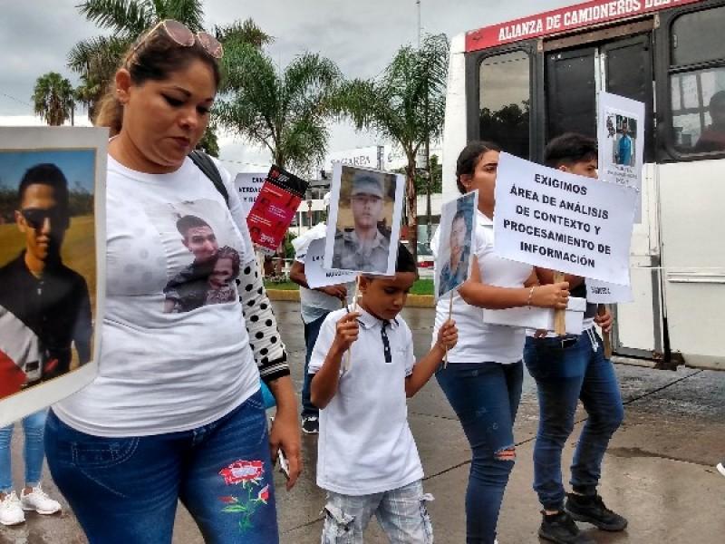Nayarit, ya tiene ley de desaparición de personas