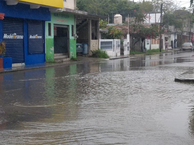 Necesario desazolve de drenes pluviales