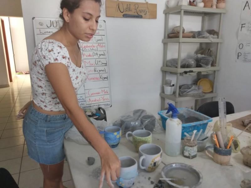 Necesario que se valore más el trabajo de artesanos: Natelie
