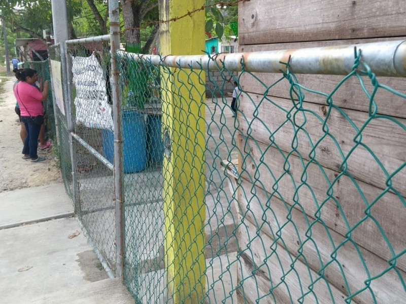 Necesario reforzar seguridad en escuelas