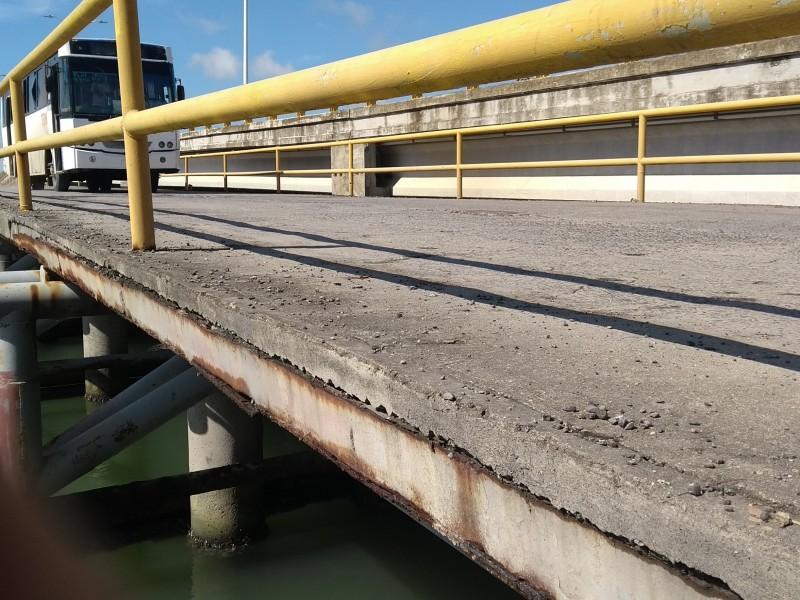 Necesario rehabilitar puente Tampamachoco