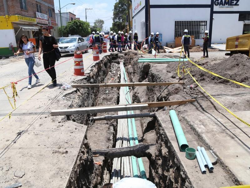 Necesario renovar tuberías en la capital del estad