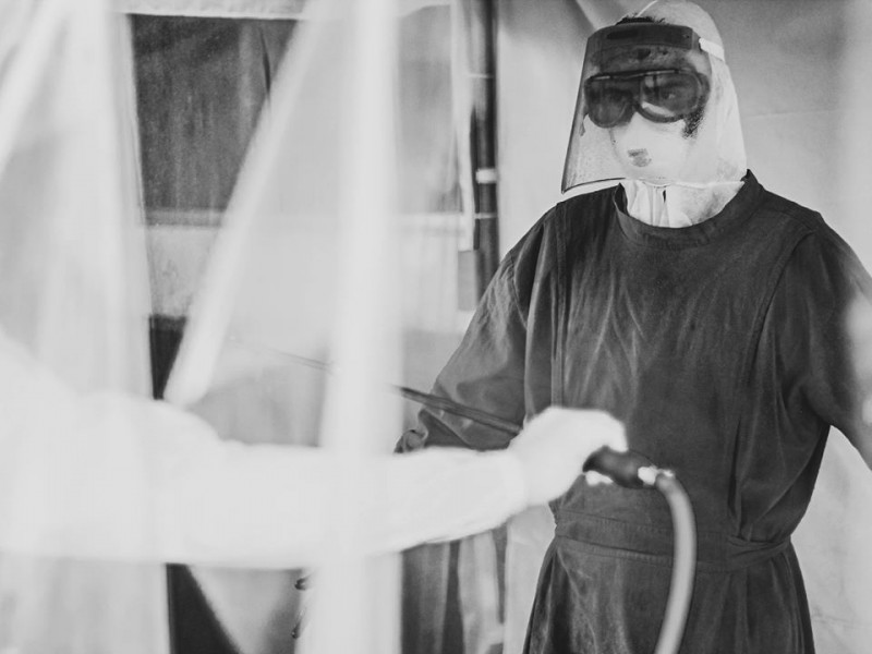 Negligencia ciudadana pudo ocasionar contagios de COVID-19 en Cruz Roja