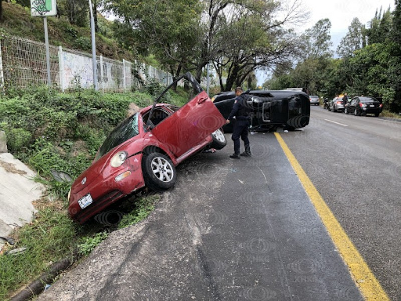 Ni la pandemia logra reducir accidentes viales en Tepic