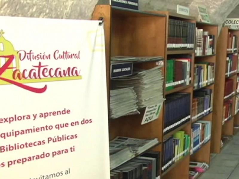 Ni un solo peso destinado para las bibliotecas en Zacatecas