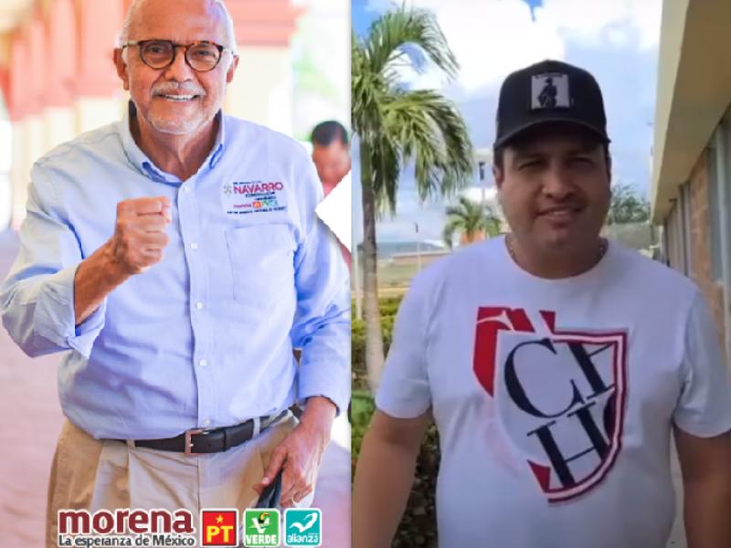 Niega candidato asistencia de Julión Álvarez en cierre de campaña