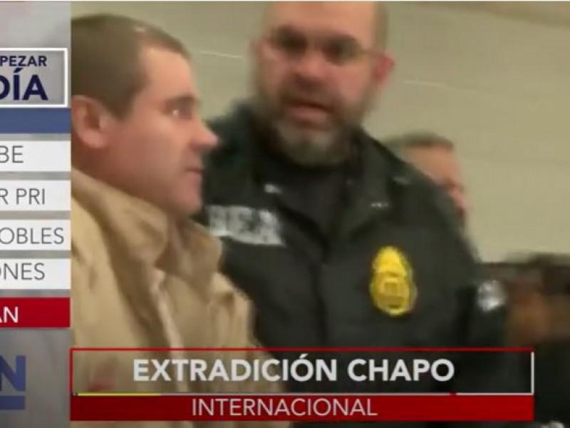 Niega extradición de