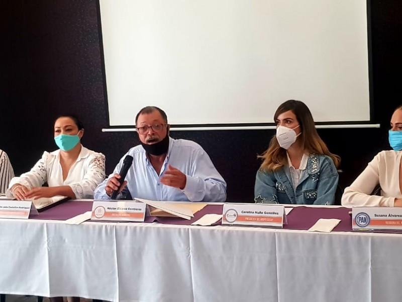 Niega Héctor Álvarez agresión vs regidora; se dice víctima