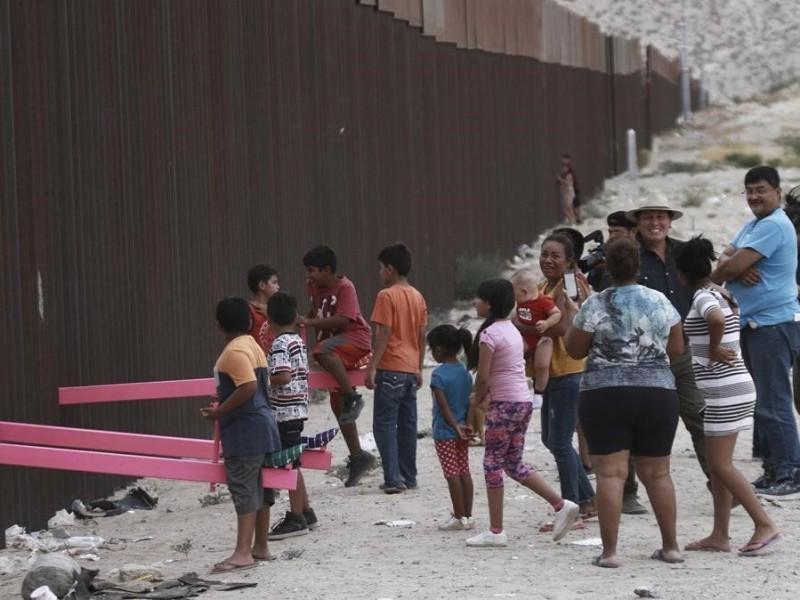 Niega la Casa Blanca crisis migratoria en frontera con México